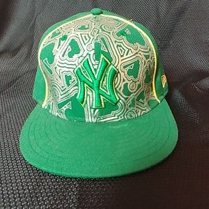 Green Yankees Hat by New Era